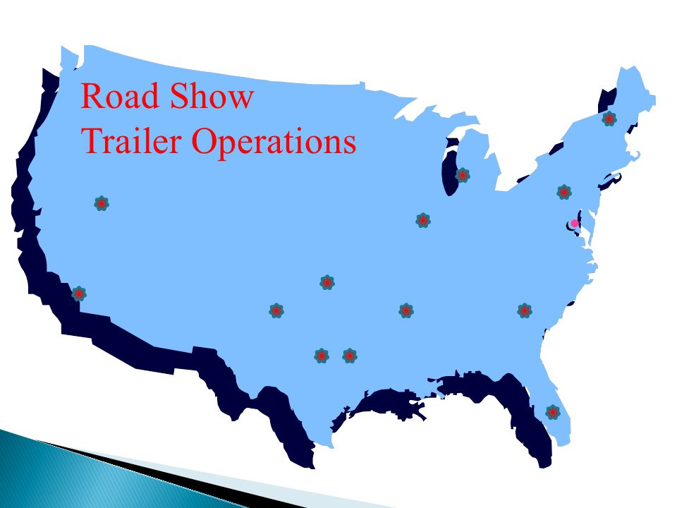 Road Show Trailer Operations