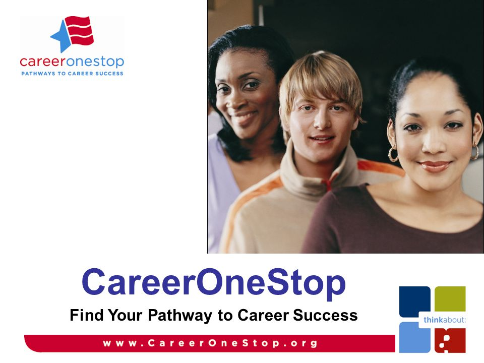 CareerOneStop Find Your Pathway to Career Success