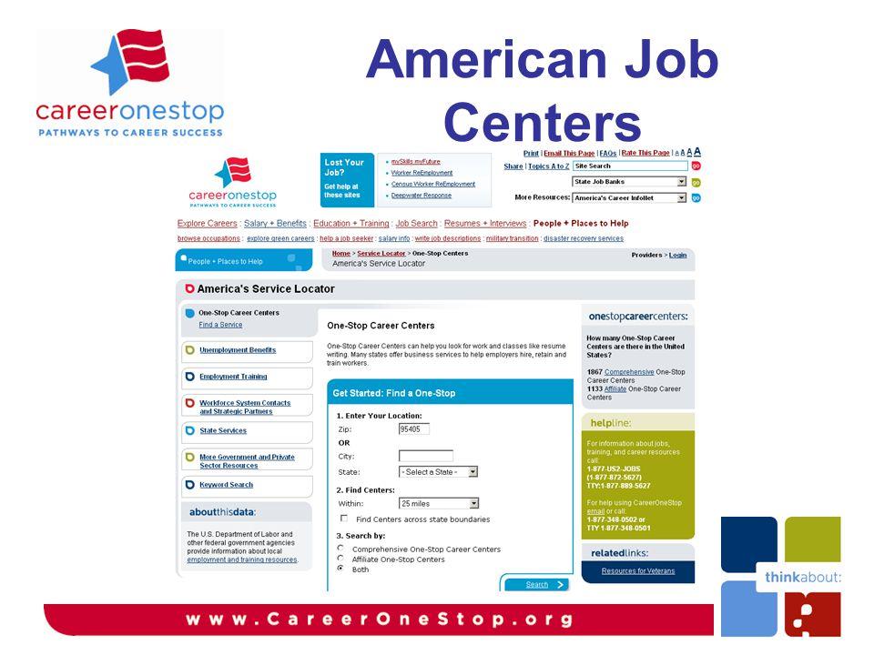 American Job Centers