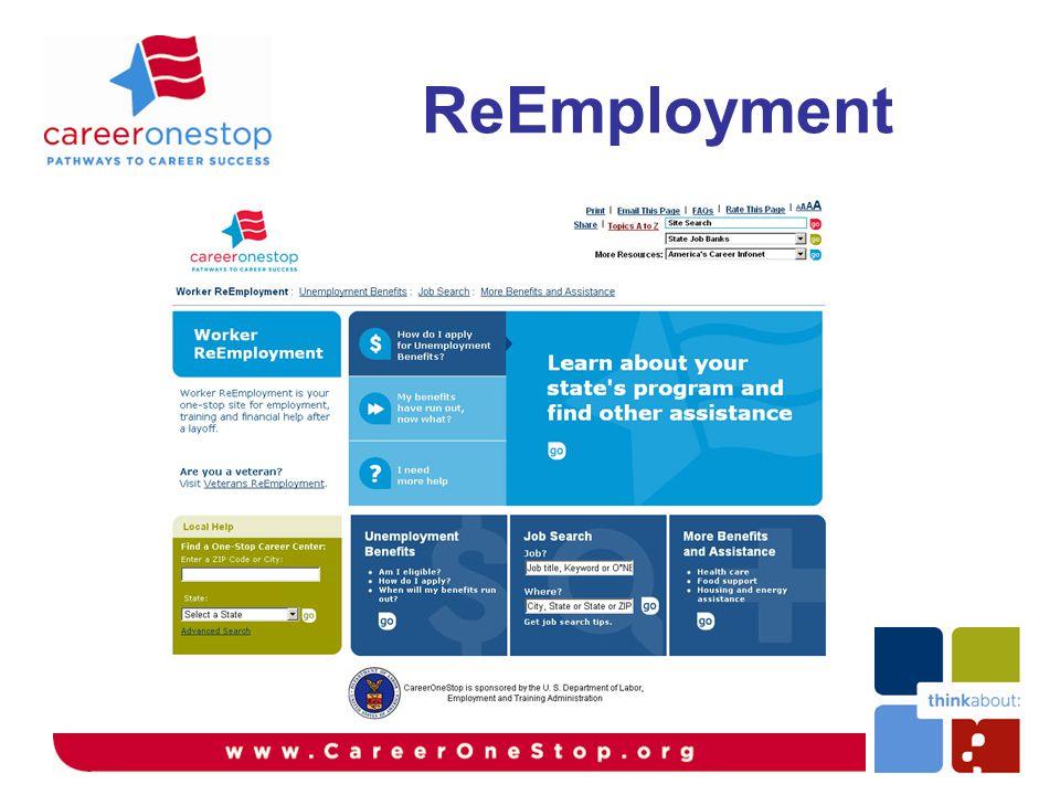 ReEmployment