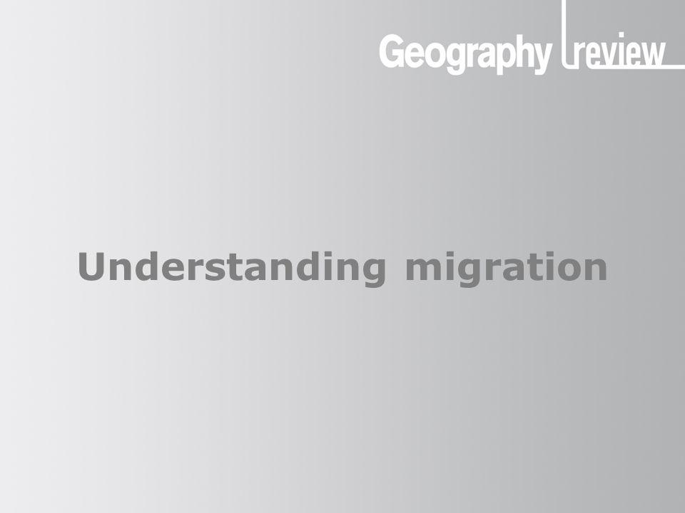 Understanding migration