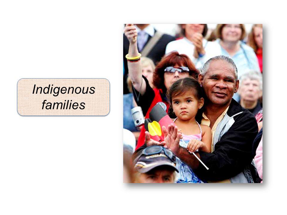 Indigenous families