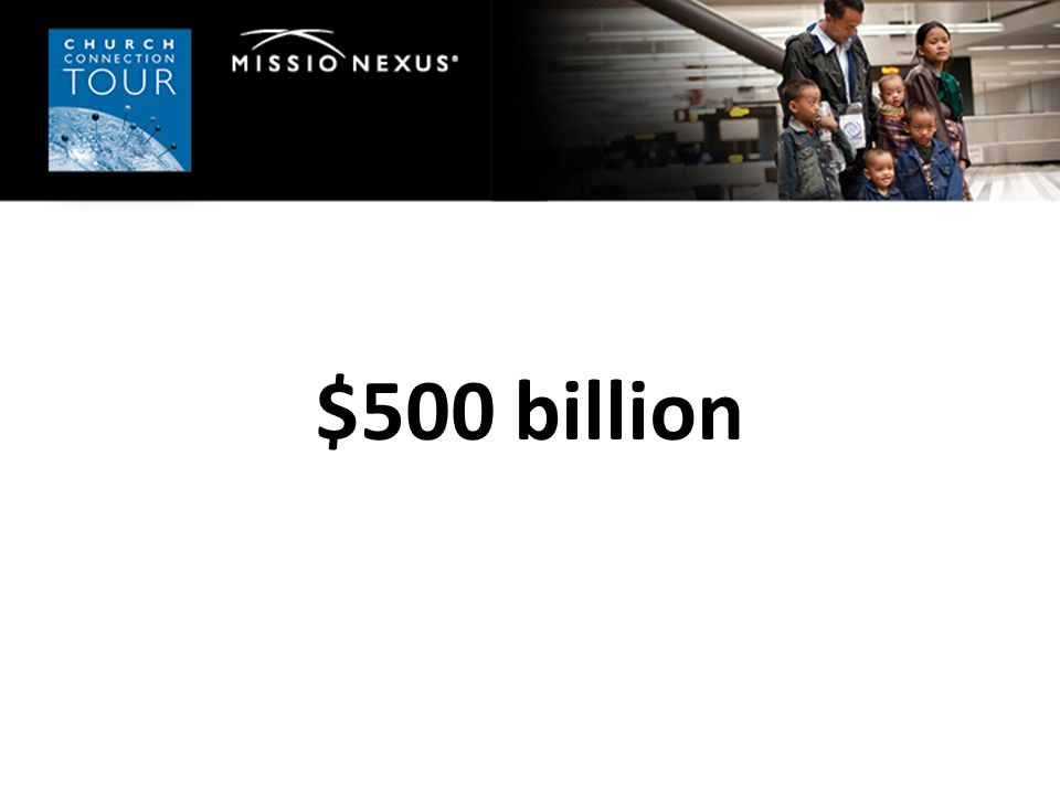 $500 billion