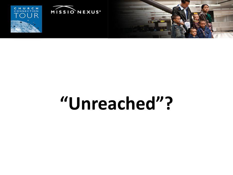 Unreached ?