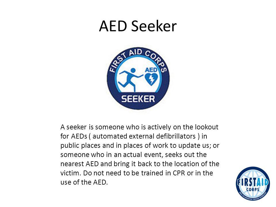 AED Seeker