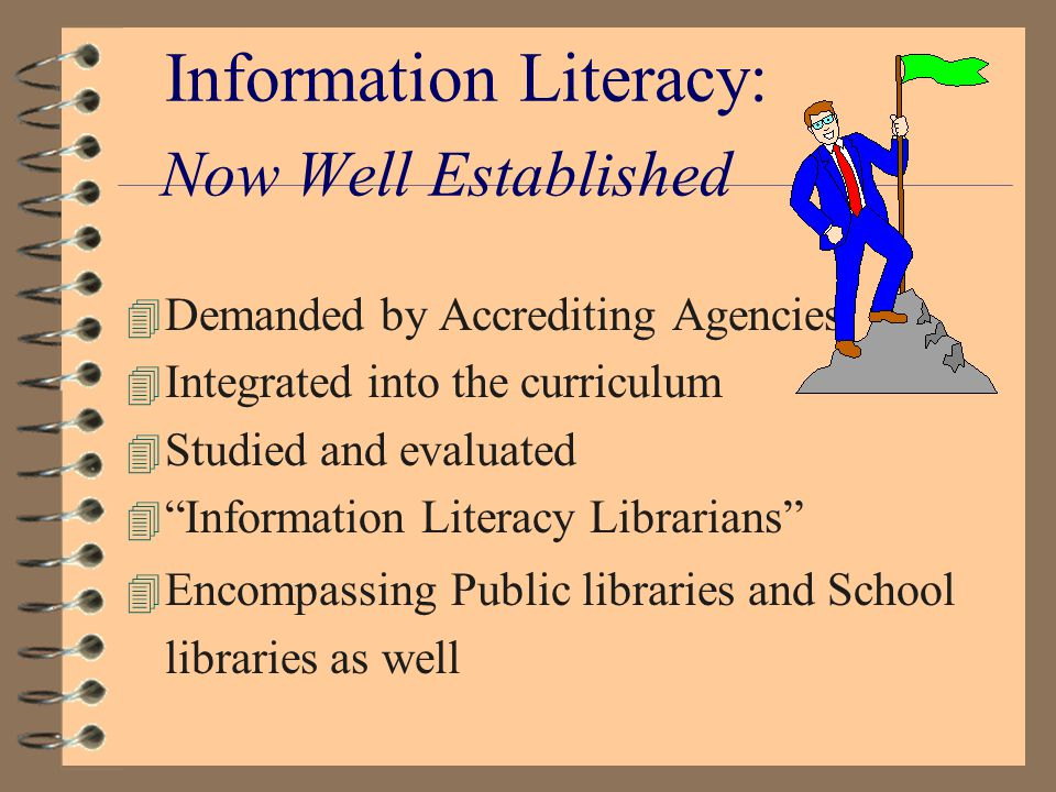 What is the Appropriate Literacy.