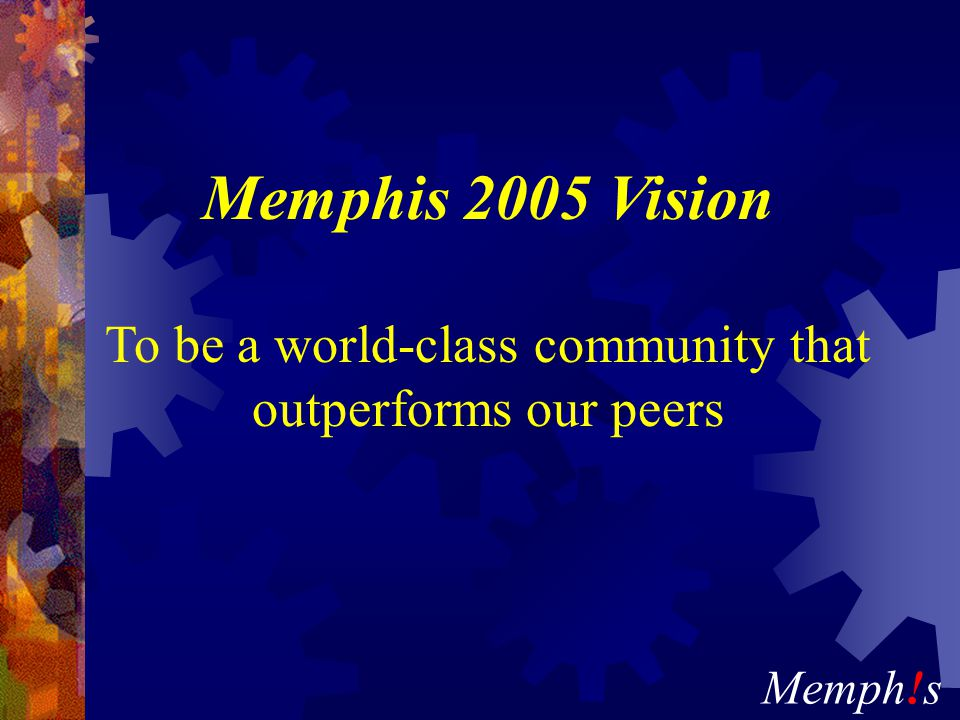Memph!s Chamber Vision: Building Thriving Communities through Leadership in Economic Growth