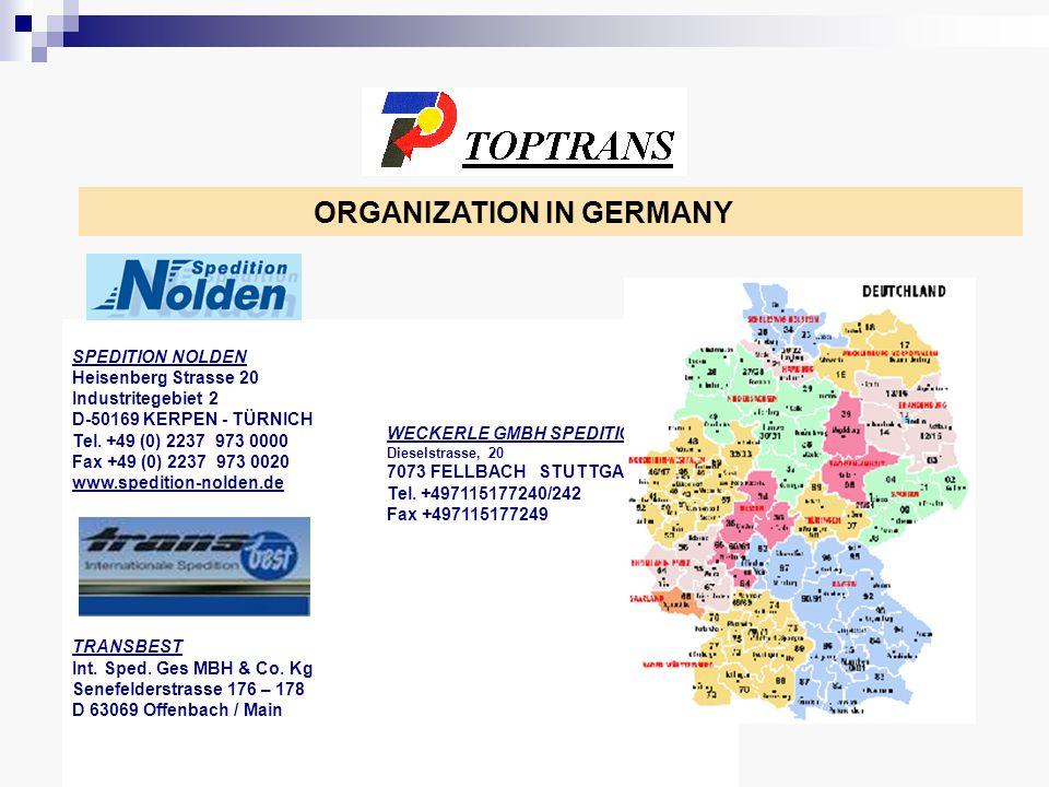 TCG EAST & SOUTH B.V.Bijjterhuizen 20-25 NL 6604 LH WIJCHEN Tel.
