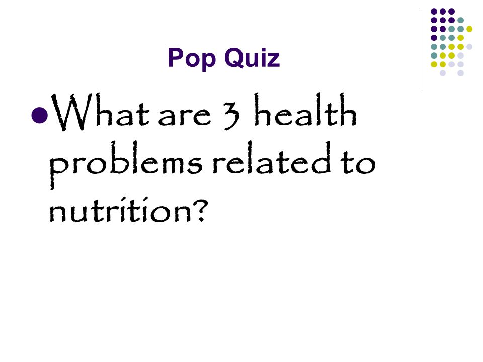 Pop Quiz What organ in the body helps to regulate sugar?