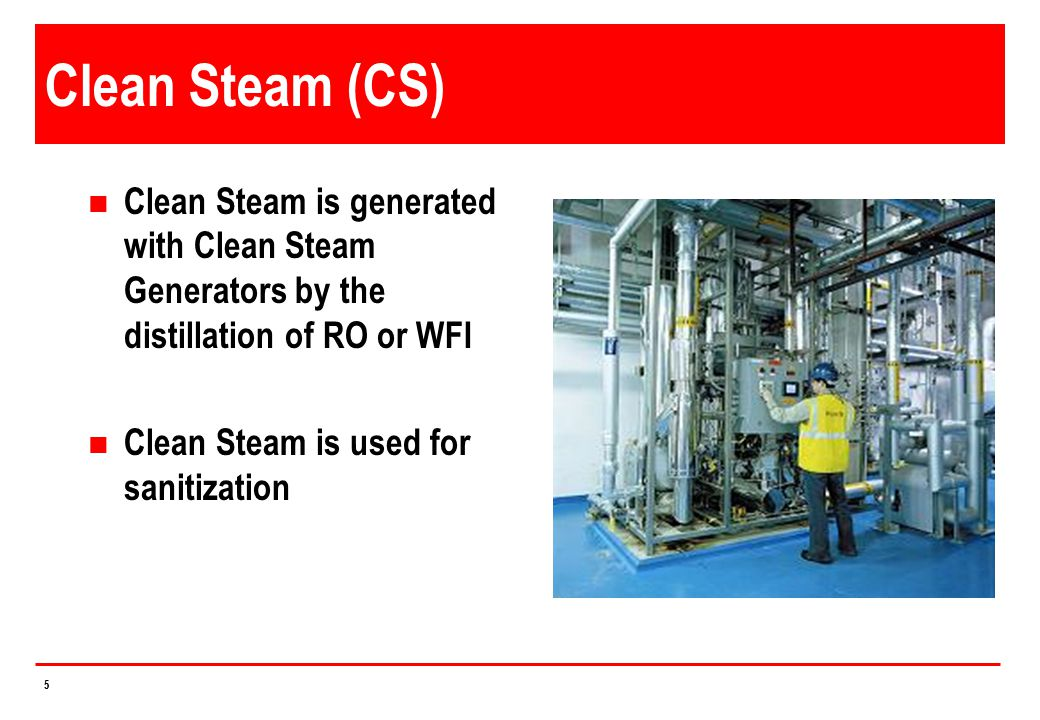 36 Clean Steam Trapping Example of Steam Trap: balanced pressure type from Spirax Sarco - there are different sizes and different condensate capacities available