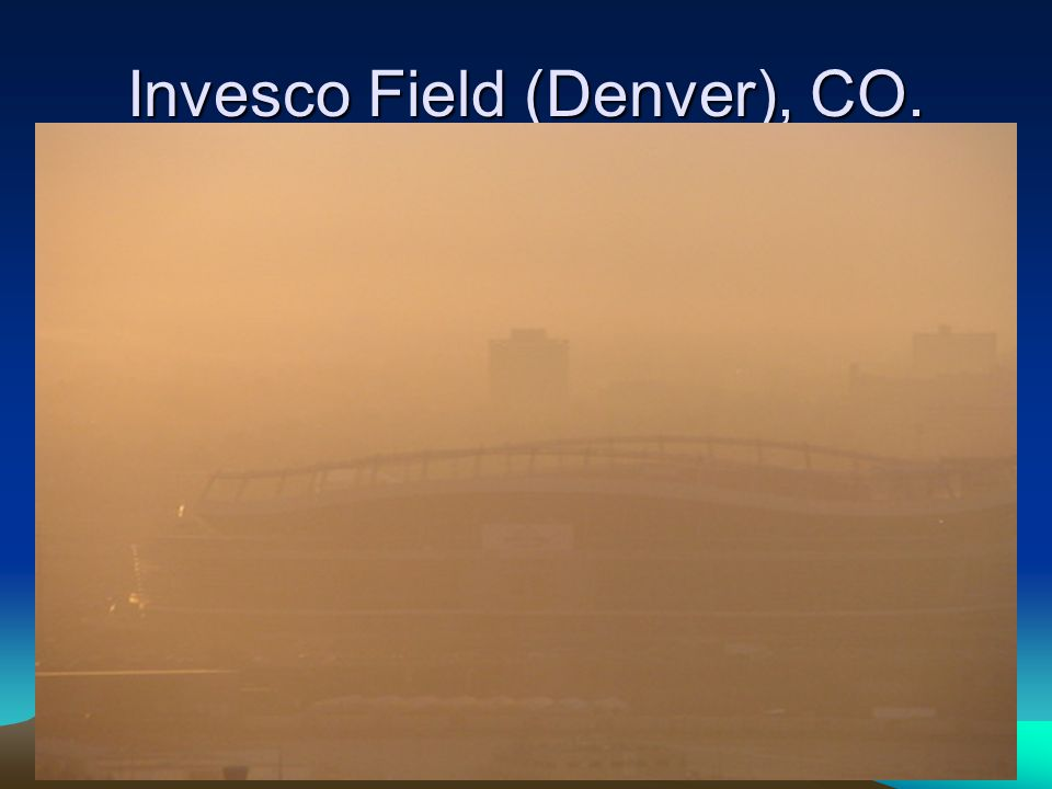 Invesco Field (Denver), CO.