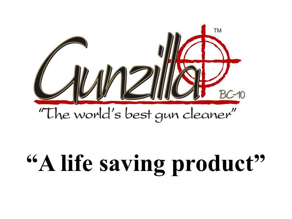 Goals for Gunzilla Must contain no hazardous materials.