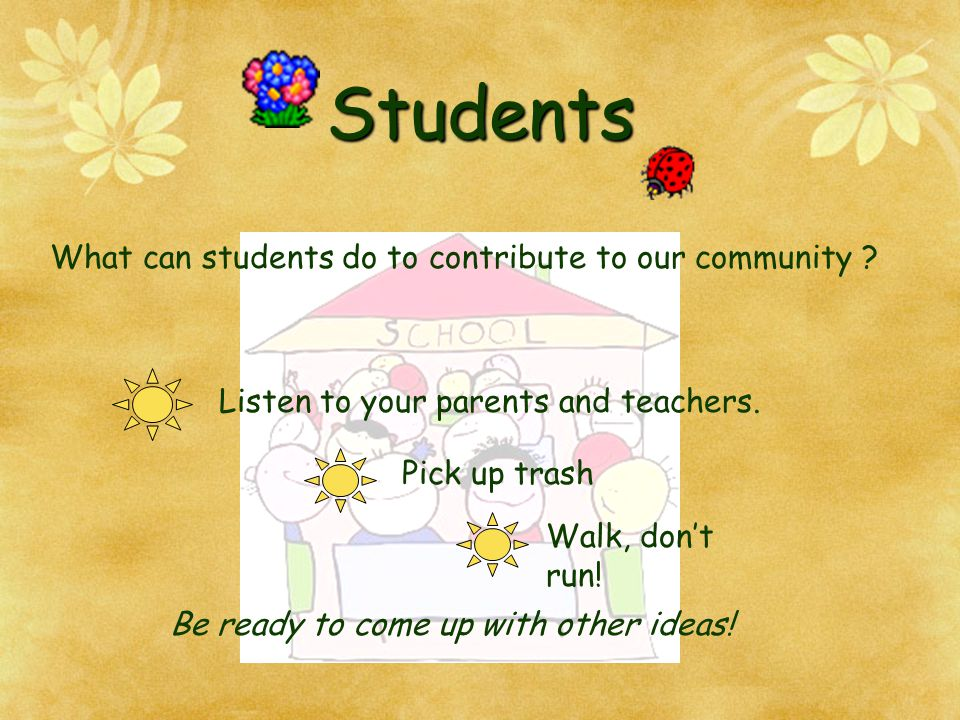 Nurse How does the school nurse help our community.