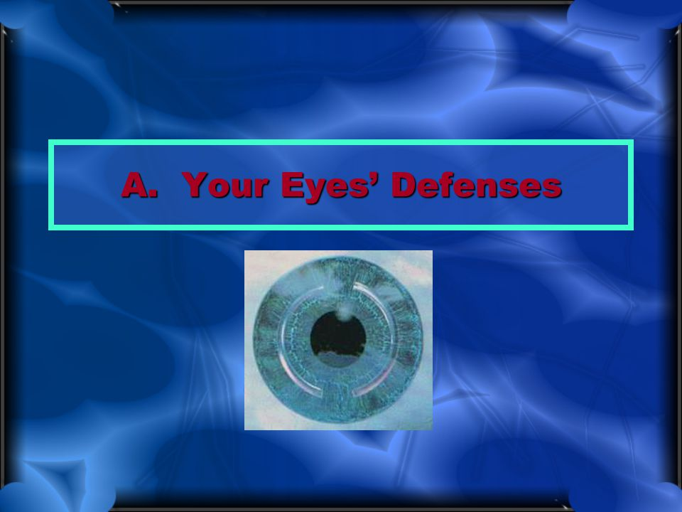 A. Your Eyes' Defenses