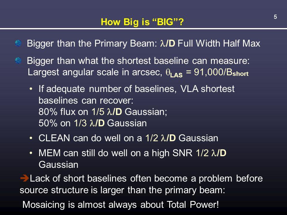 5 How Big is BIG .