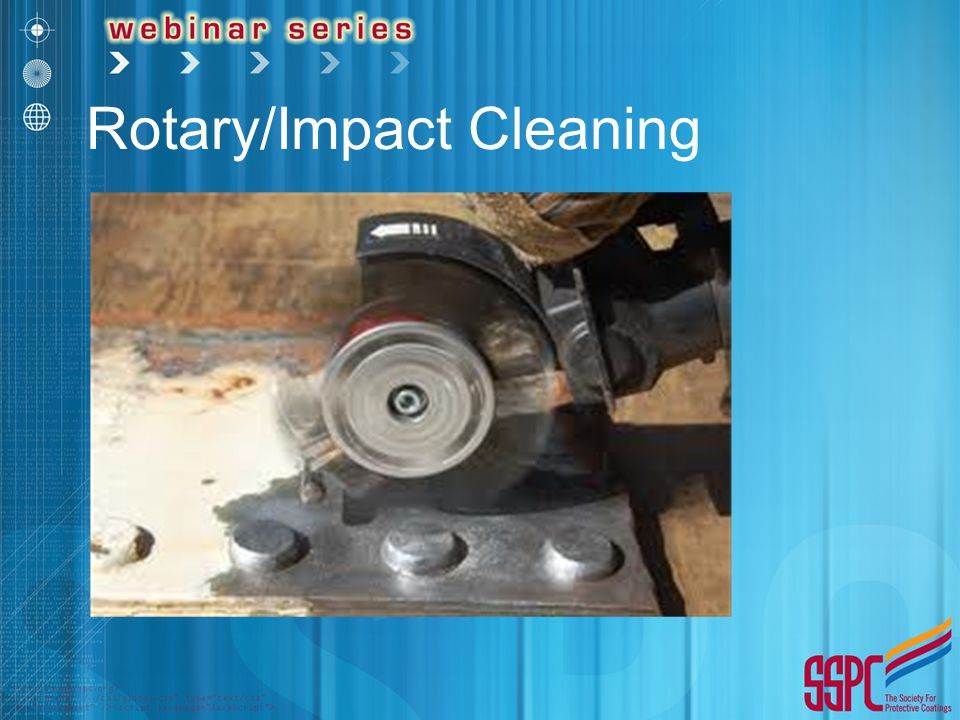 Rotary/Impact Cleaning