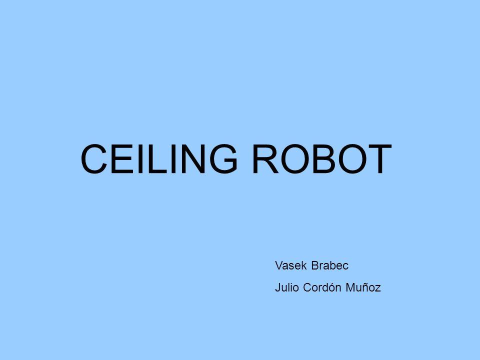 CEILING ROBOT Vasek Brabec Julio Cordón Muñoz