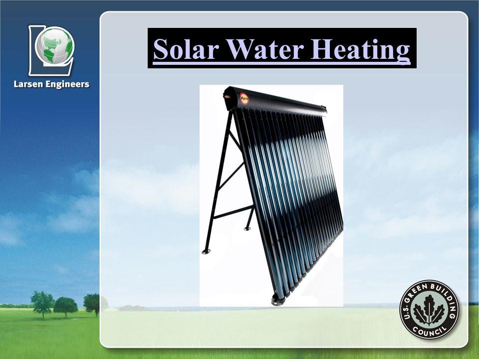 Solar Water Heating Solar Water Heating