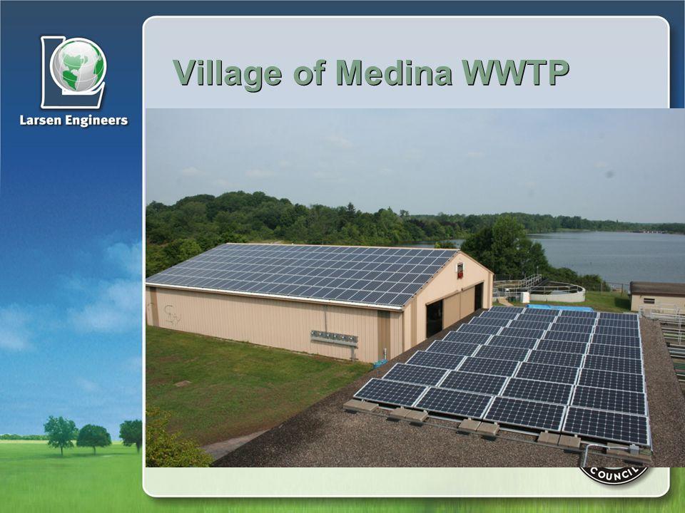 Village of Medina WWTP