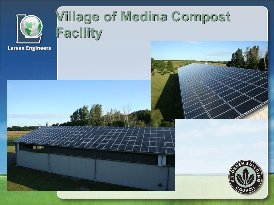 Village of Medina Compost Facility