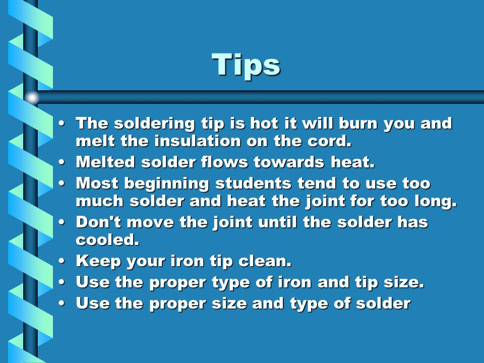 Types of Solder Rosin core – electrical work - wiringRosin core – electrical work - wiring –The rosin is flux, which cleans as you solder.