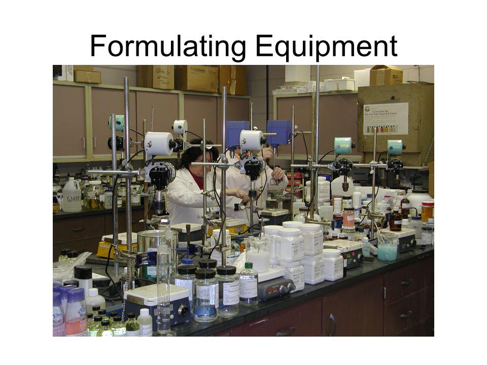 Formulating Equipment