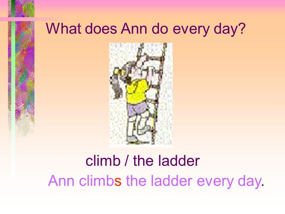 Three days ago Ann ( danced / dances ). Leave now