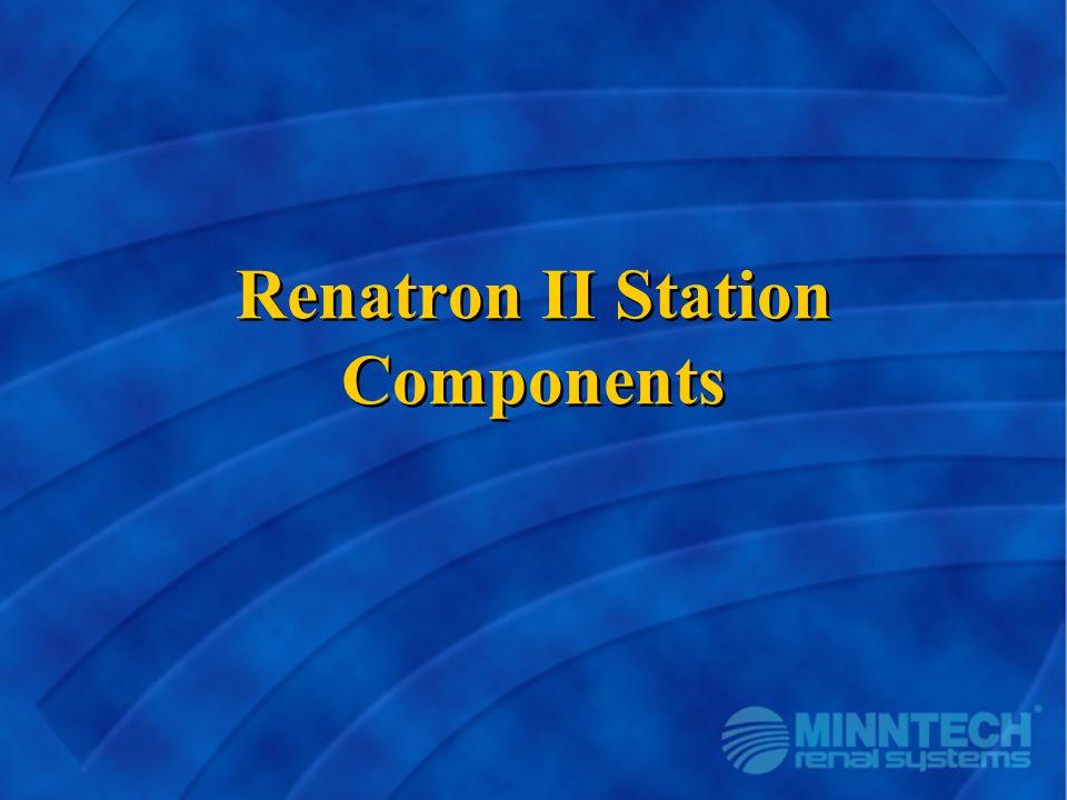 Renatron II Station Components