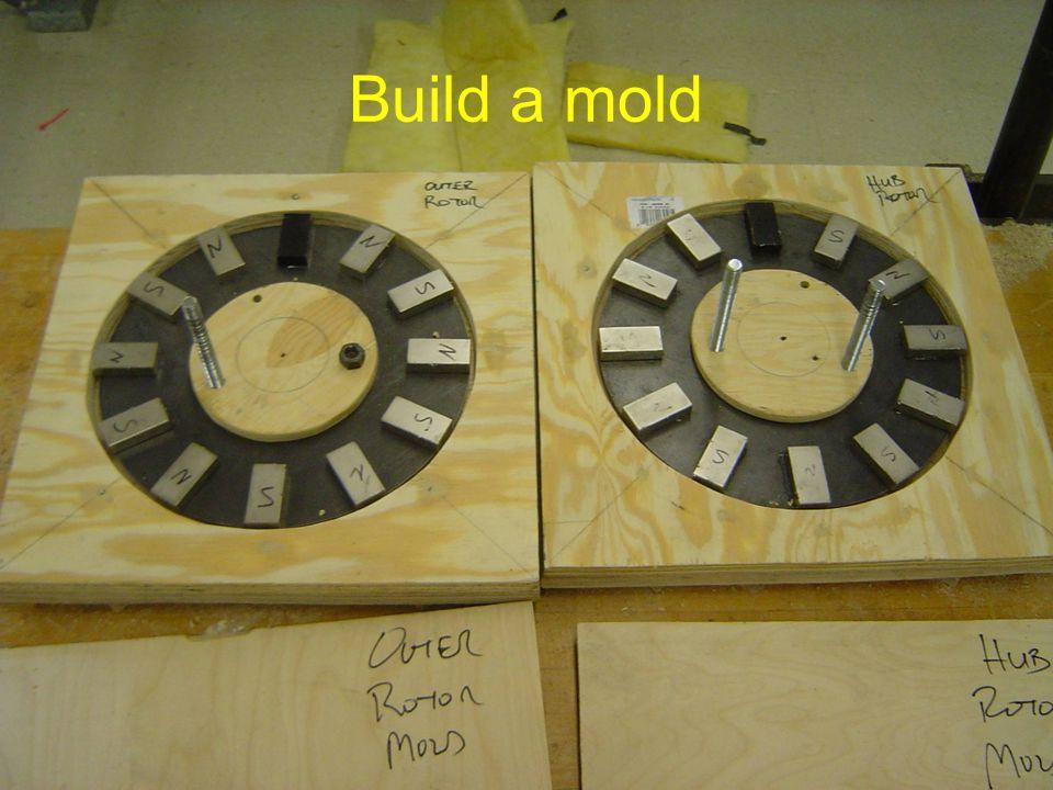 Build a mold