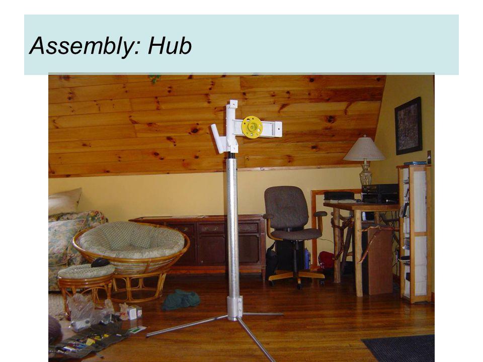Assembly: Hub