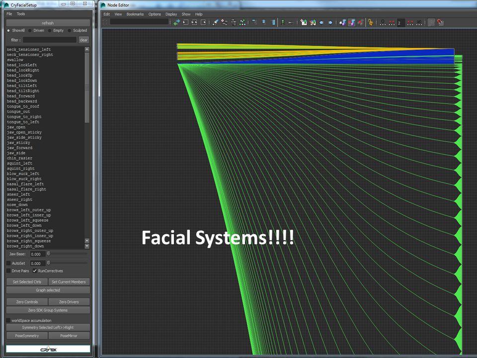 Facial Systems!!!!