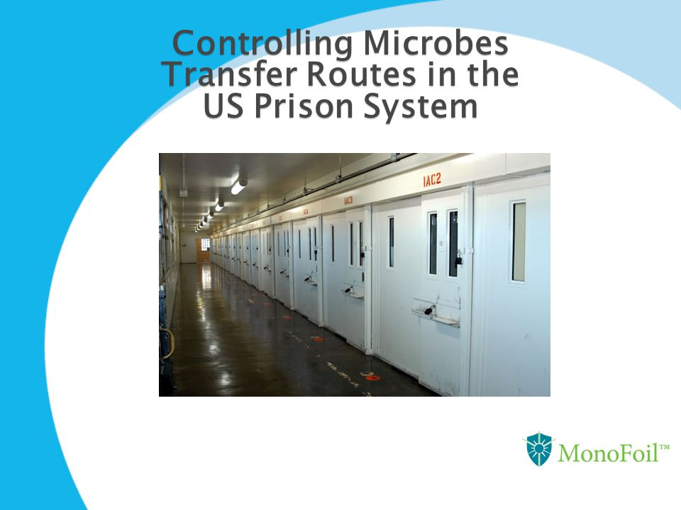 Controlling Microbes Transfer Routes in the US Prison System