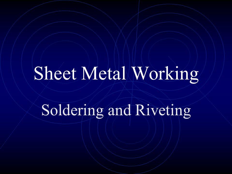 Types of Sheet Metal Steel (Ferrous) Non-Steel (Non-Ferrous)