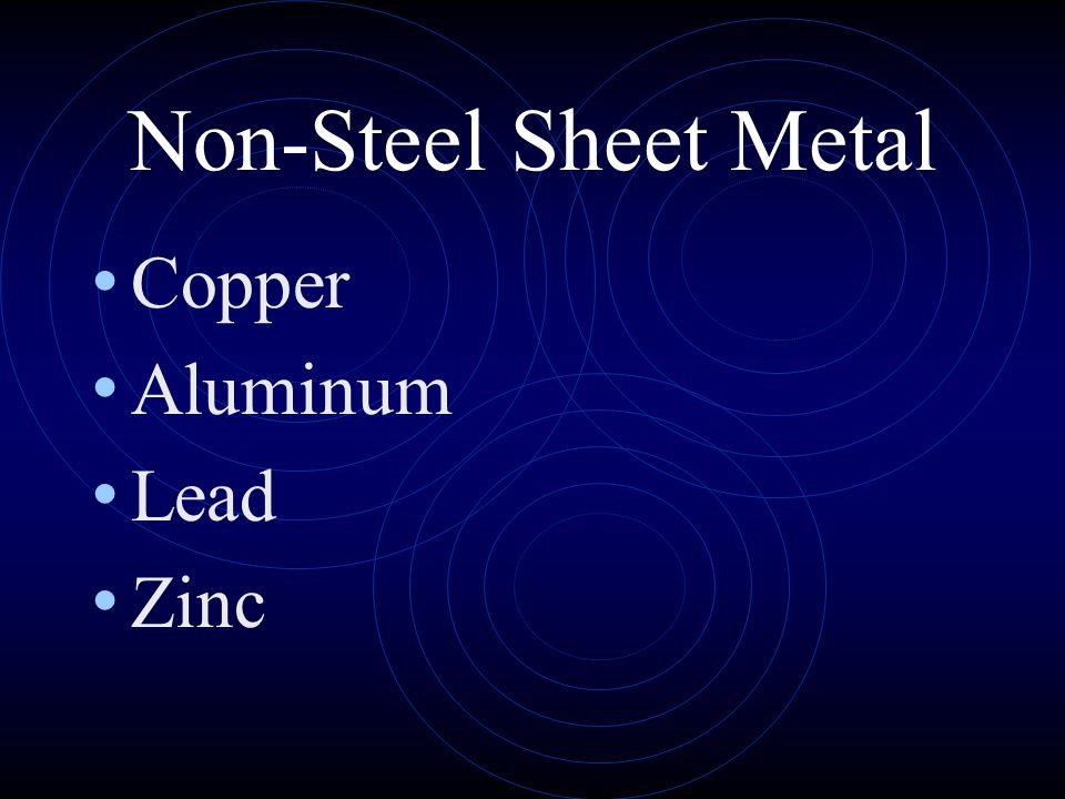 Galvanized Sheet Metal Soft steel sheet covered with a zinc coating Has a dull appearance