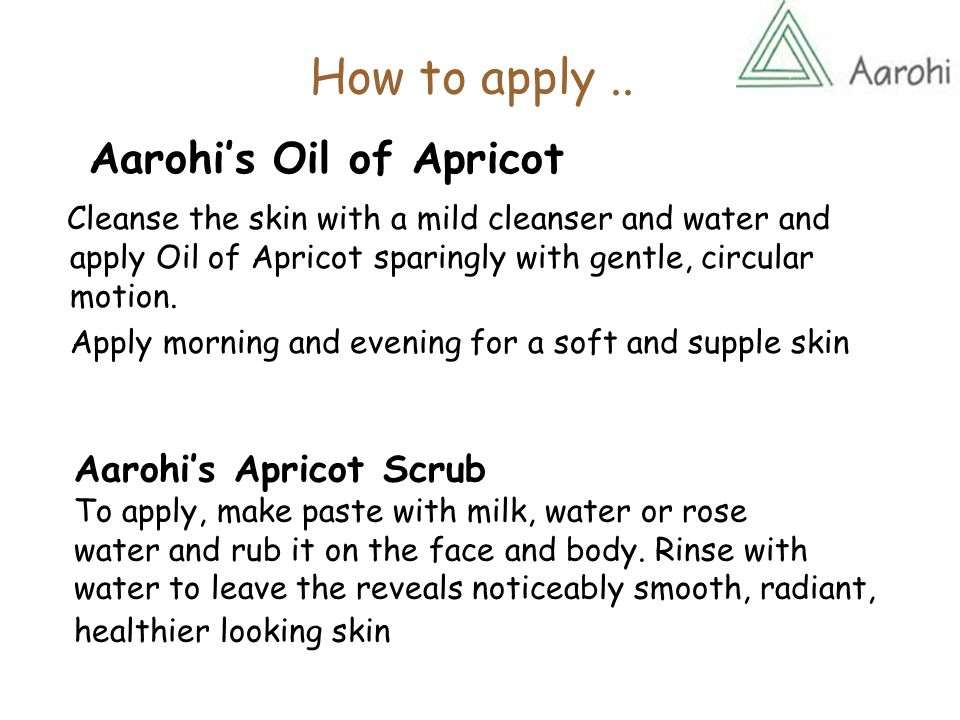 How to apply..
