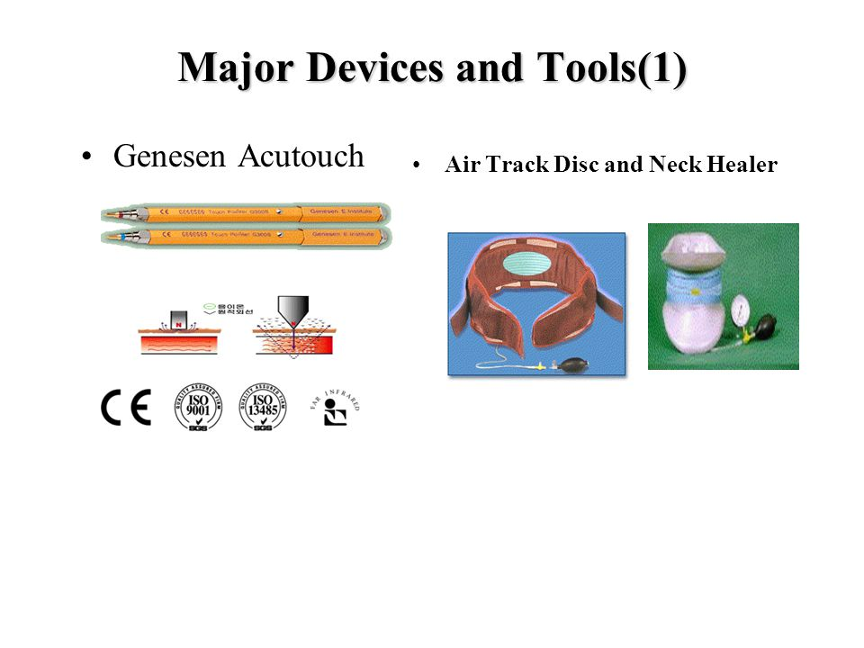Genesen Acutouch Air Track Disc and Neck Healer Major Devices and Tools(1)