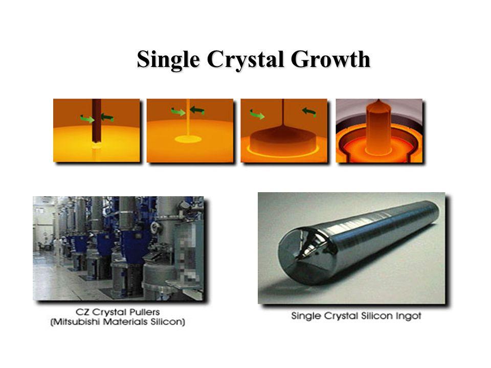 Single Crystal Growth