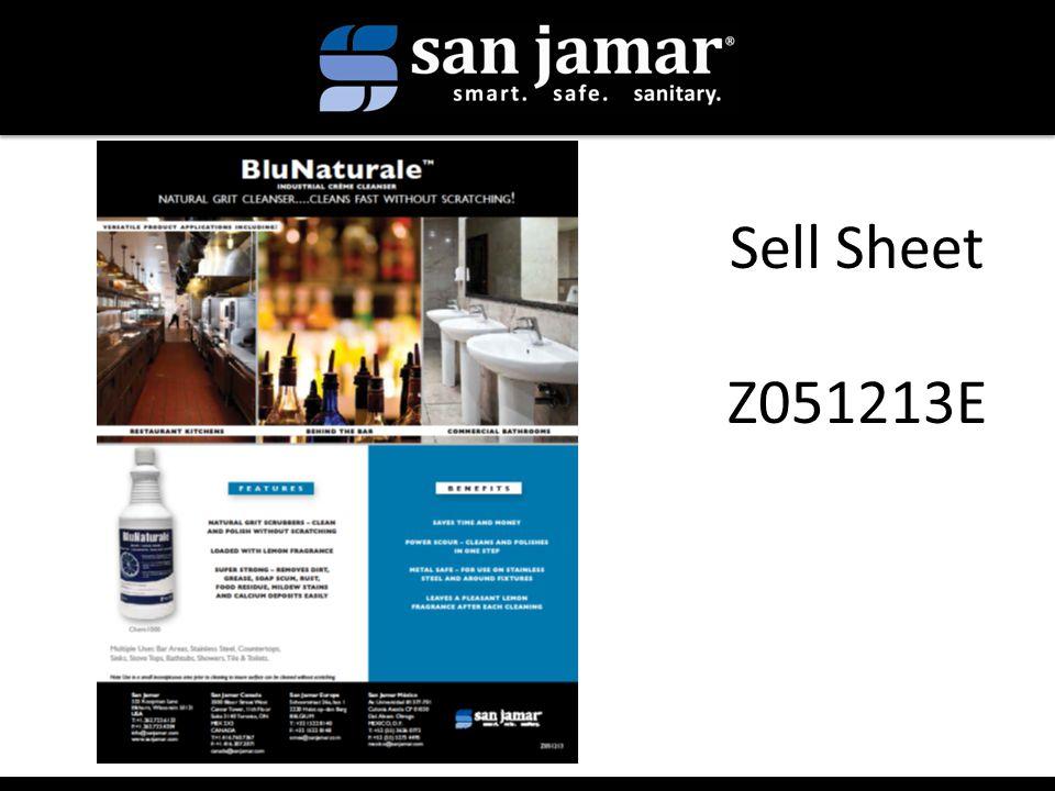Sell Sheet Z051213E