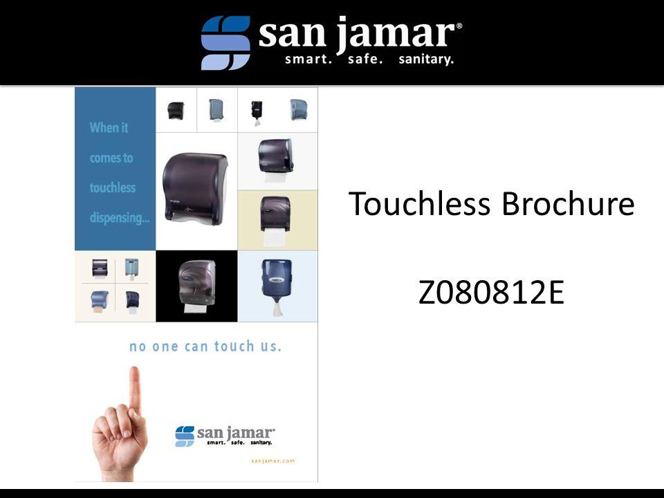Touchless Brochure Z080812E