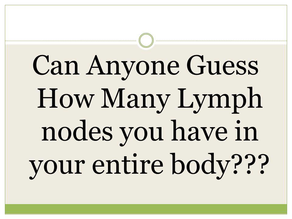 Lymph Node Pictures