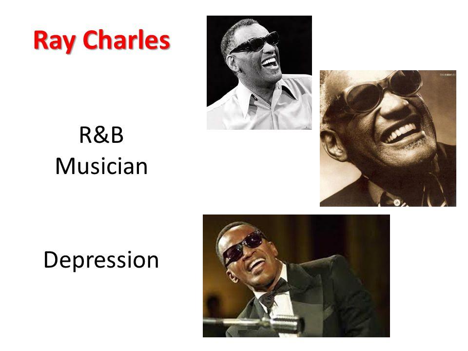 Ray Charles R&B Musician Depression