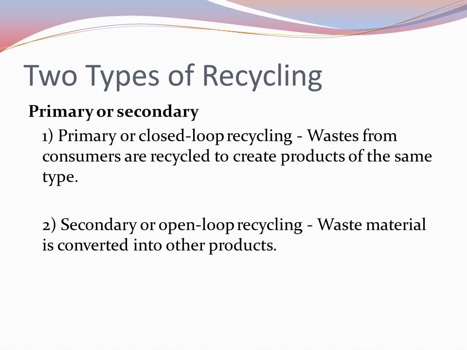 Case Studies: Recycling Aluminum, wastepaper, and plastics How much aluminum is being recycled.