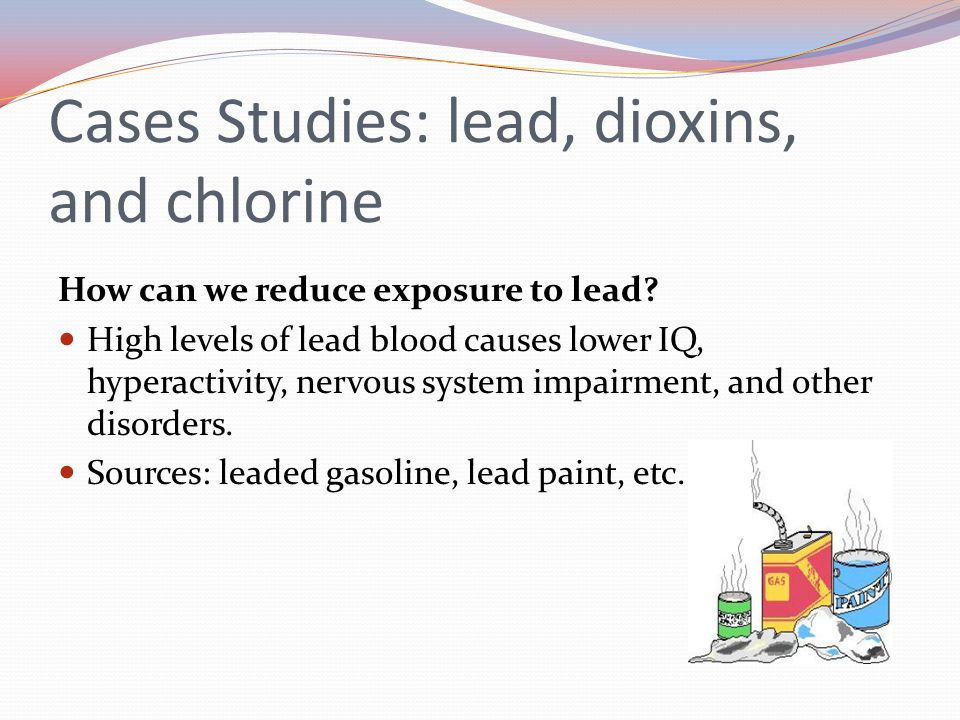 How dangerous are dioxins.