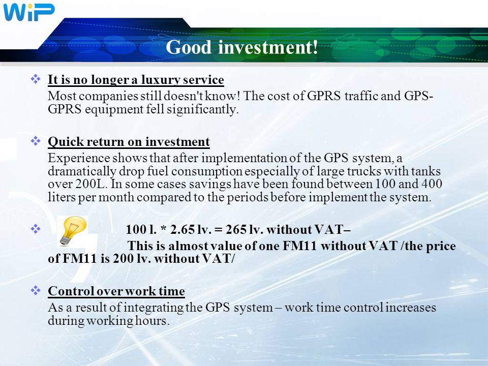 Fleet Management 1 or Fleet Management 5.
