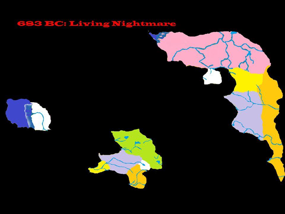 683 BC: Living Nightmare