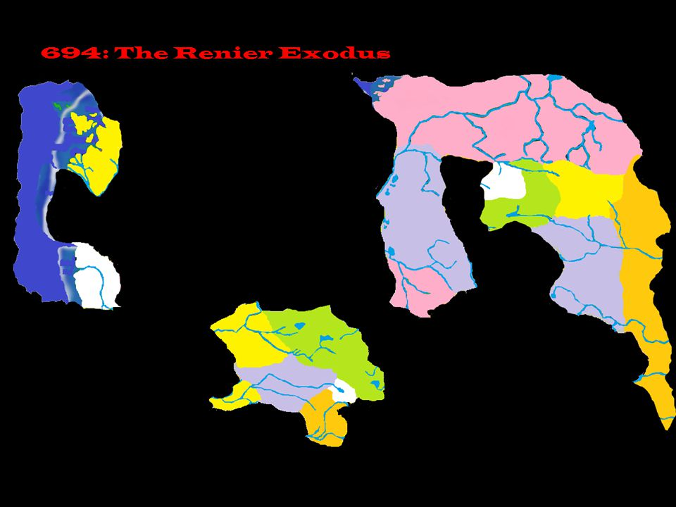 694: The Renier Exodus