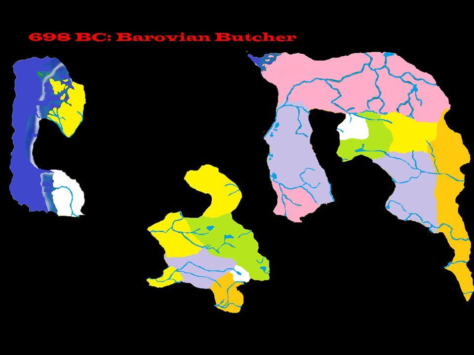 698 BC: Barovian Butcher