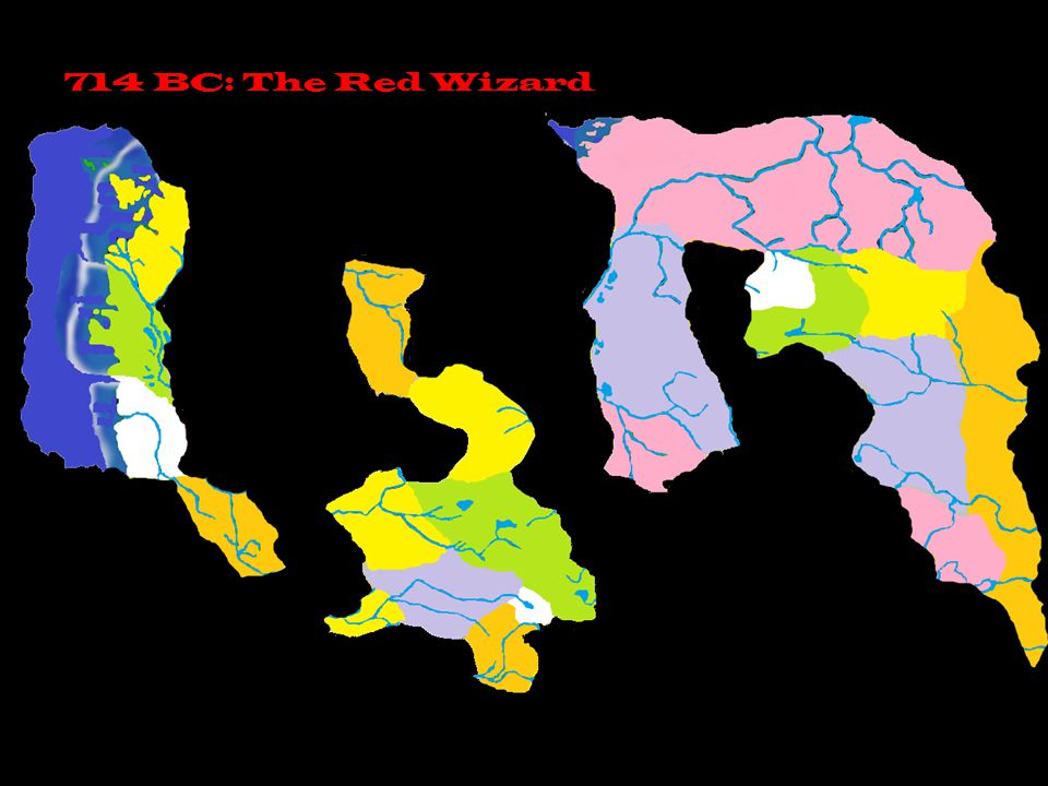 714 BC: The Red Wizard