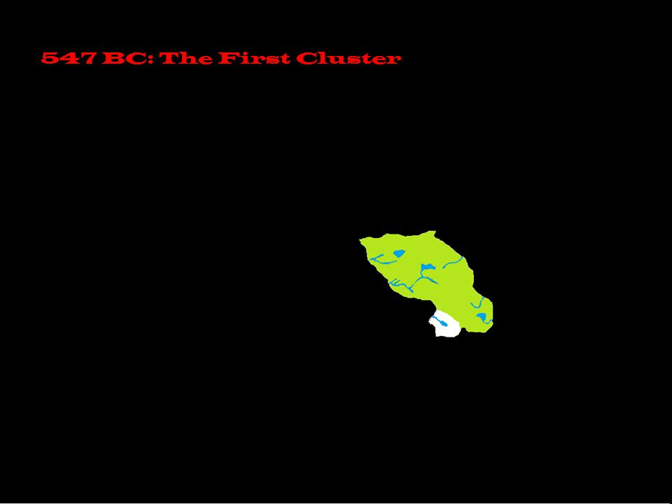 547 BC: The First Cluster