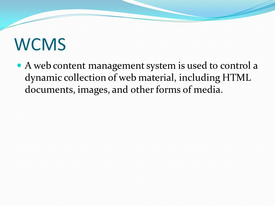 Joomla Joomla is a content management system (CMS), which enables you to build Web sites and powerful online applications.